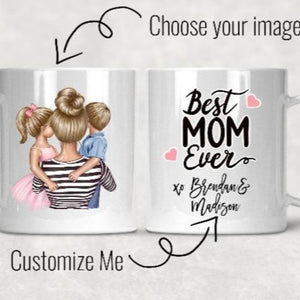 Mothers Day Mug - SimplyNameIt