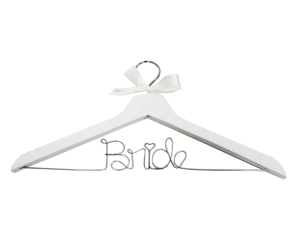 Bride Wire Hanger - SimplyNameIt
