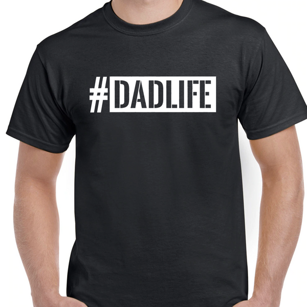Copy of #Dadlife T-Shirt - SimplyNameIt