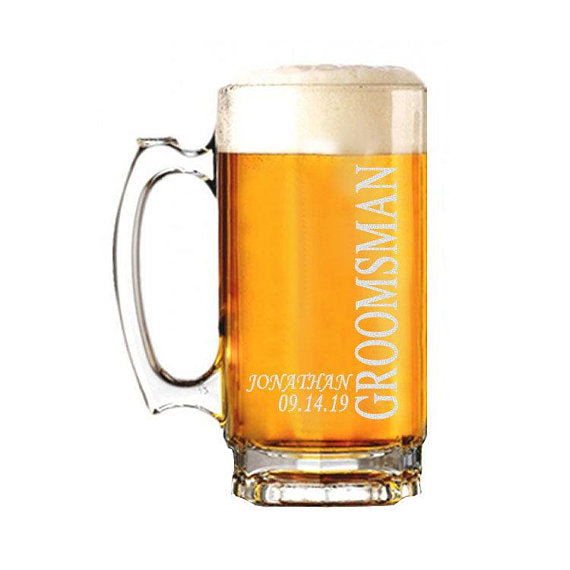 Jonathan Design Beer Mug