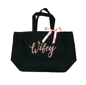 Essential Tote Bag Personalized - SimplyNameIt
