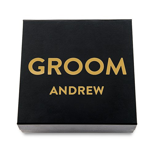 Groom Gift Box - SimplyNameIt