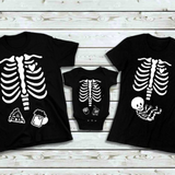 Skeleton Shirts - SimplyNameIt