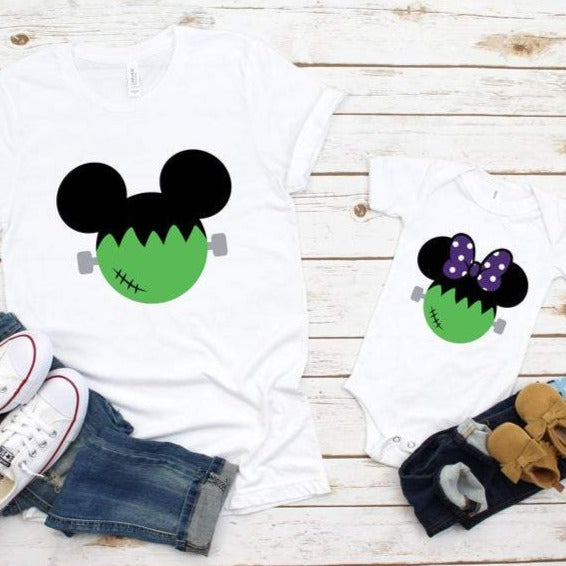 Frankenstein Mickey Mouse Shirts - SimplyNameIt