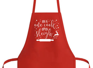 Baking Christmas Cheer Apron - SimplyNameIt