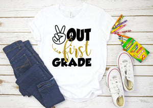 Last Day of School Shirt - SimplyNameIt