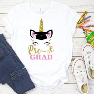 Unicorn Last Day of School Shirt - SimplyNameIt