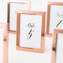 Mini Picture Frame Wedding Favour - 3 Piece Set - SimplyNameIt