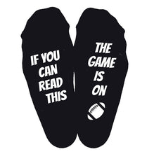 The Game is on Socks - SimplyNameIt