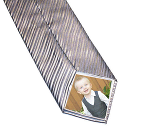 "Photo Tie Patch - 3.5"" - SimplyNameIt"