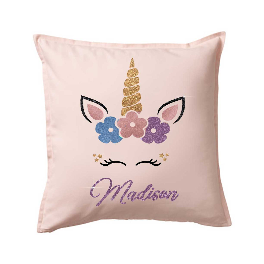 Unicorn Pillow - SimplyNameIt