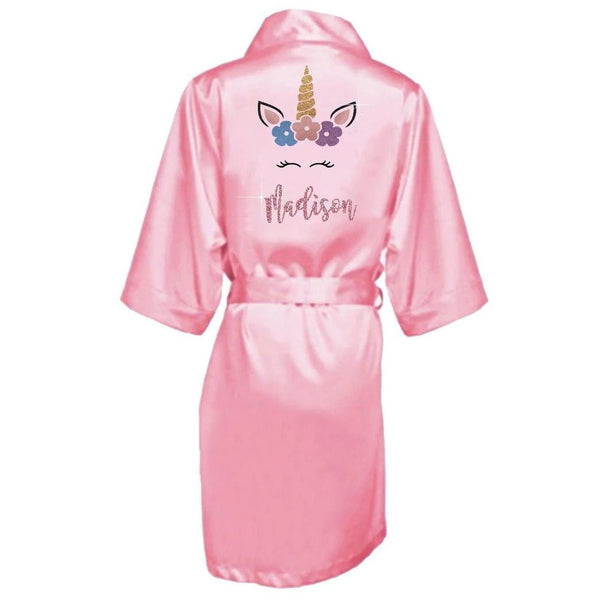 Unicorn Robe - SimplyNameIt