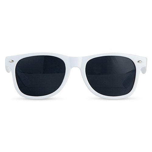 White Custom Sunglasses - SimplyNameIt