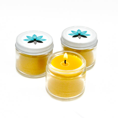 Container Serenibee Jar Candles - 3 Pack