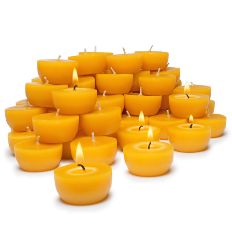 Bumps & Bruises Beeswax Tea Lights Bulk Refill