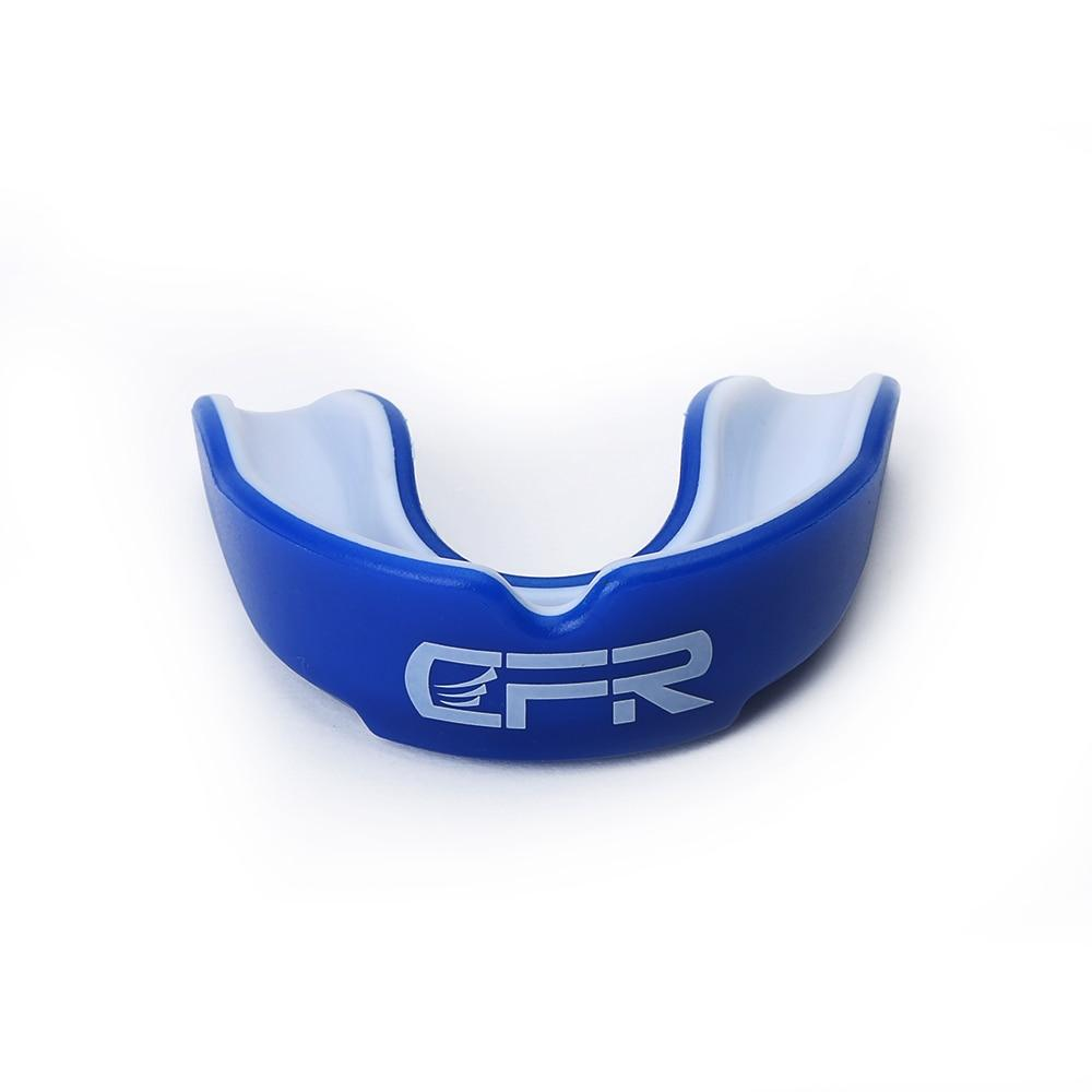 Mouth guard CFR for Jiu Jitsu MMA Boxing Football, Lacrosse and Other Contact Sports - RJT Supplies