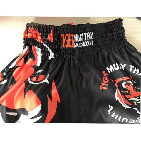 Image of Muay Thai Fight Shorts,MMA Shorts Kickboxing Shorts fight cage - RJT Supplies