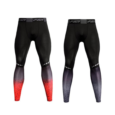 Image of Gym Pants Men Compression Pants for Gym, Basketball, Cycling, Yoga, Hiking - RJT Supplies