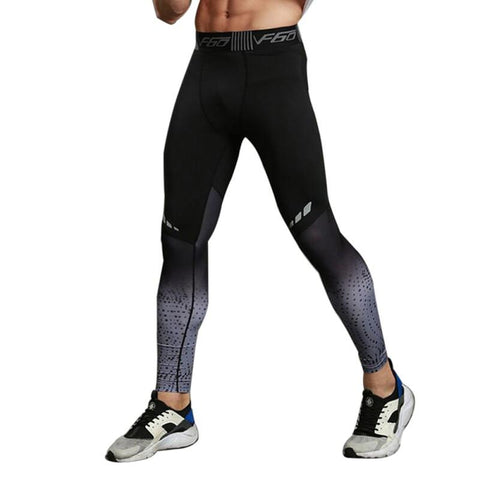 Gym Pants Men Compression Pants for Gym, Basketball, Cycling, Yoga, Hiking - RJT Supplies