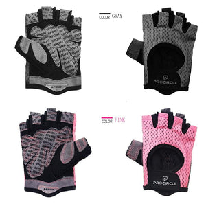 Gloves Gym Weight Lifting Breathable & Non-Slip Exercise Gloves