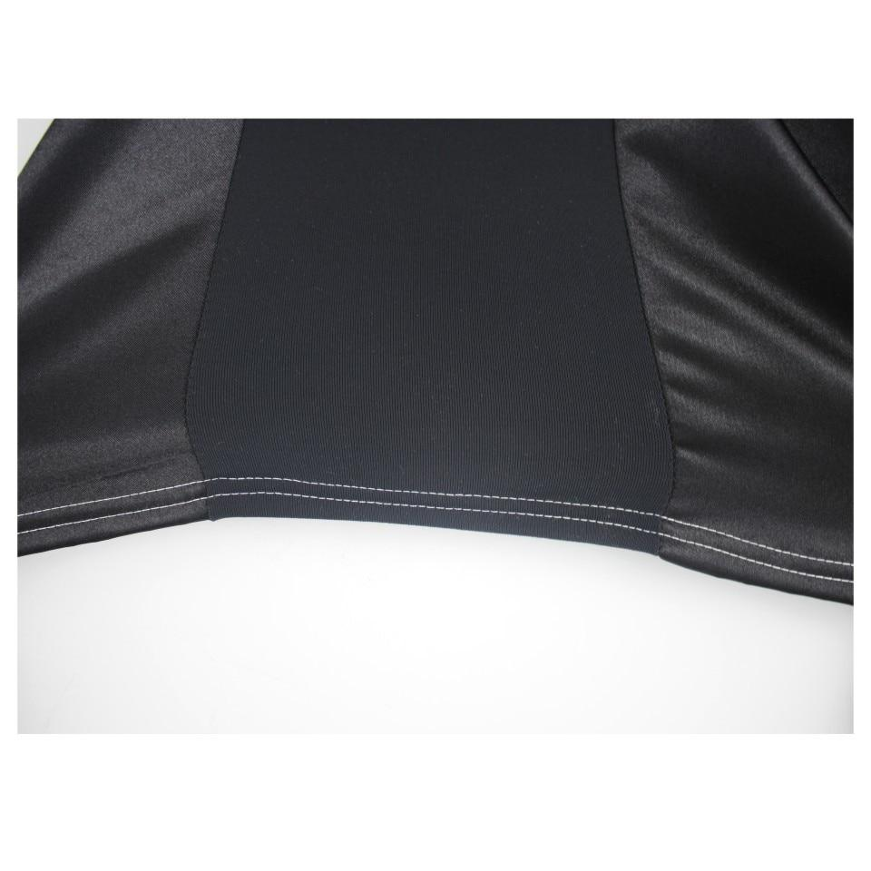 MMA shorts Knee-Length MMA Fight Shorts side slit for extra flexibility - RJT Supplies