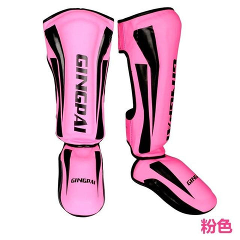 Shinguards Mma Foot Muay Thai Fighting Mma Shin Guard