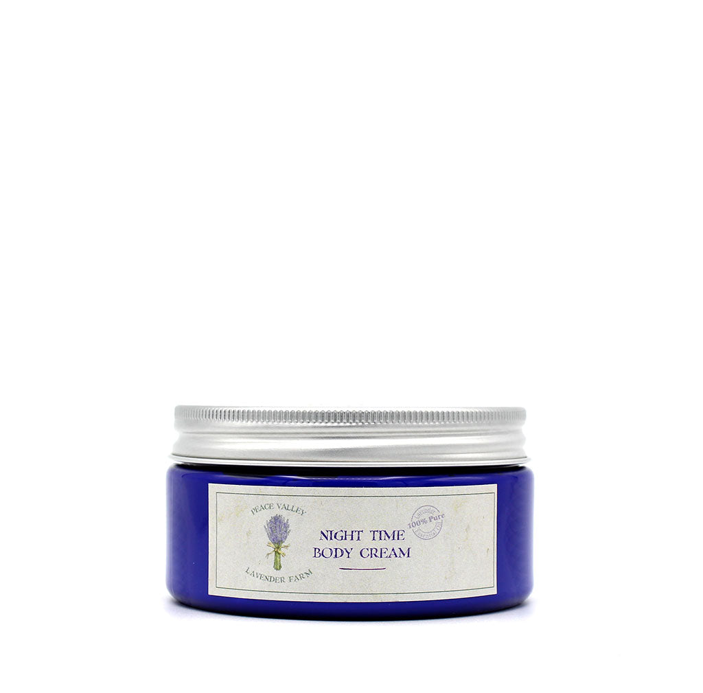Lavender Night Time Body Cream