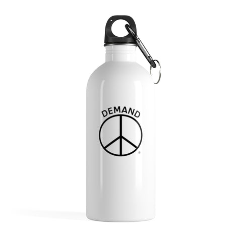 Demand ☮︎ Water Bottle
