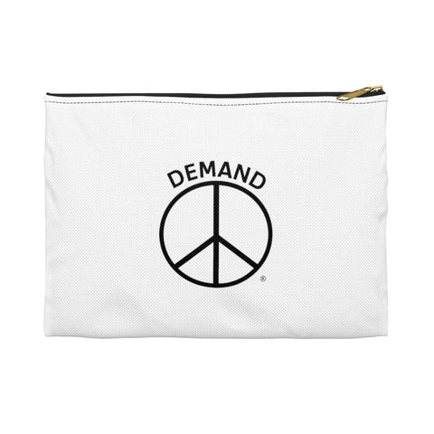 Demand Peace Carry Pouch
