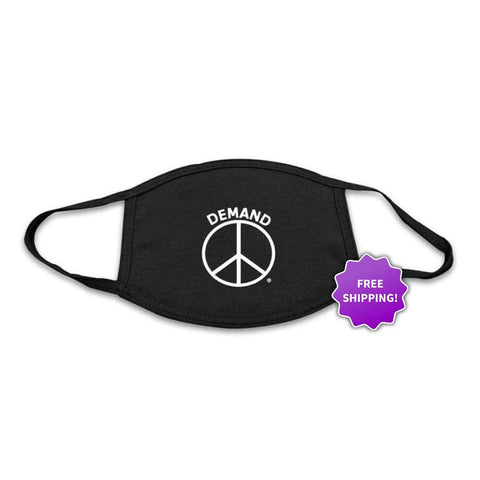 Demand Peace Face Mask