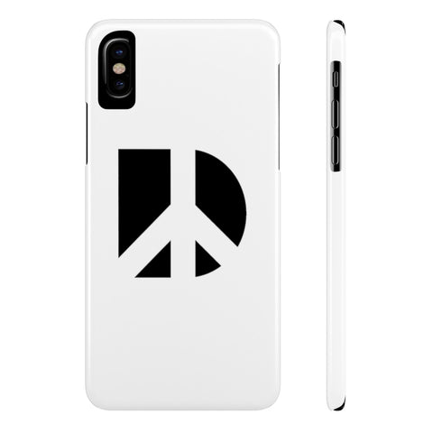 Demand ☮︎ Slim Phone Cases