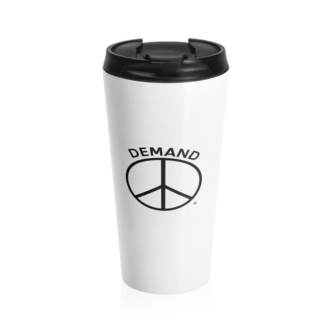 Demand Peace Stainless Mug