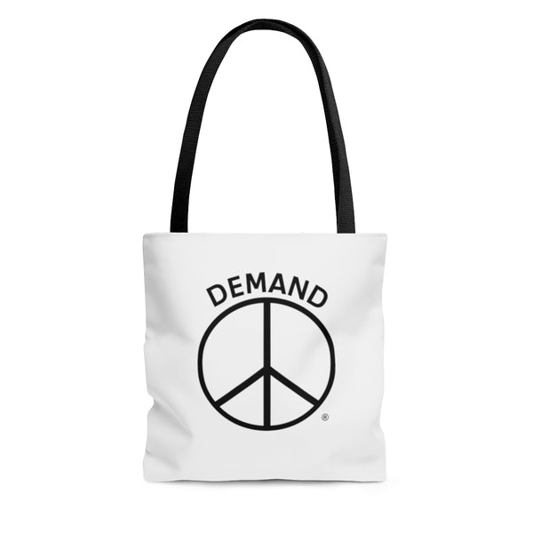 Demand ☮︎ Tote Bag