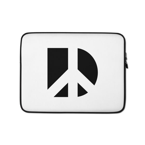 Demand Peace Laptop Sleeve