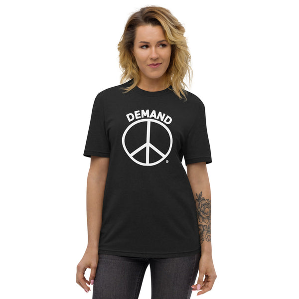 Demand ☮︎ Recycled t-shirt