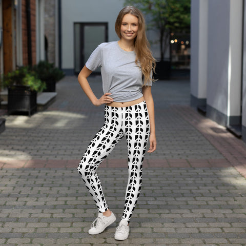 Demand Peace Leggings