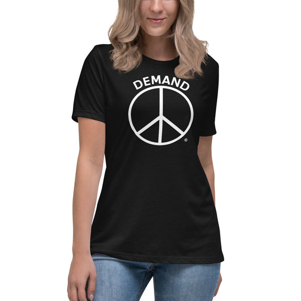 Demand ☮︎ Relaxed T-Shirt