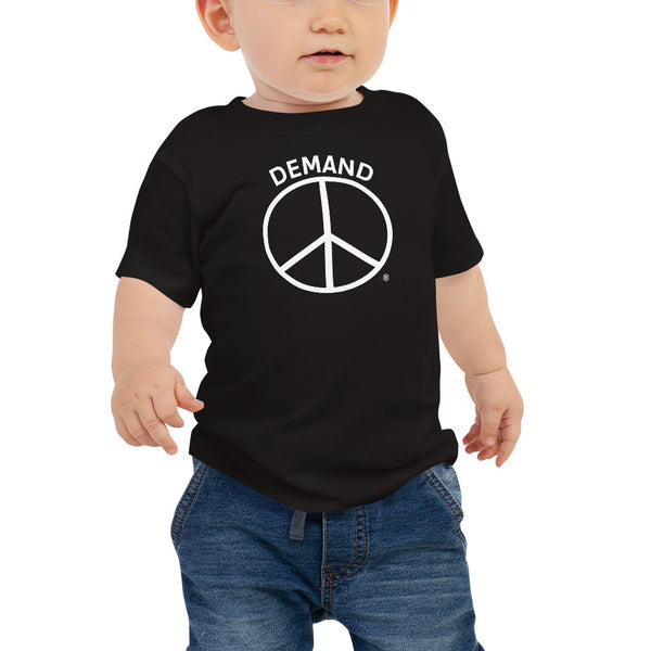 Demand Peace Baby Tee