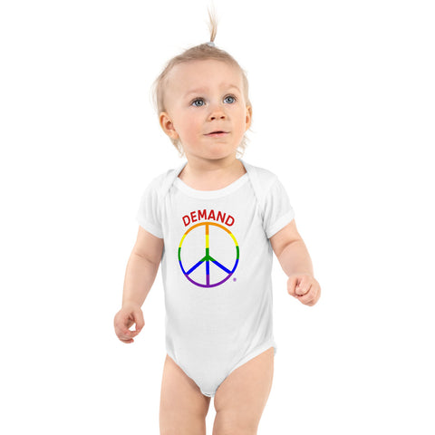 Demand Peace Infant Onesie