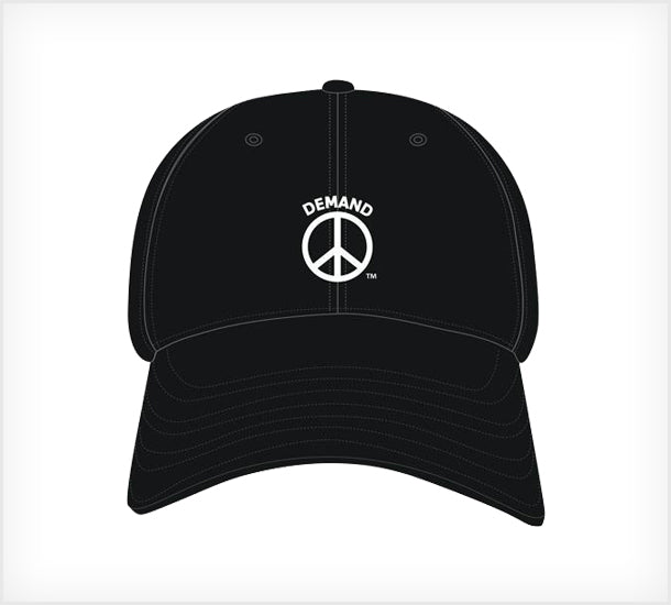 Landing-Demand-Peace-Logo-Hat