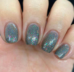 Grey Rainbow - Fantasmic Flakies Group Custom