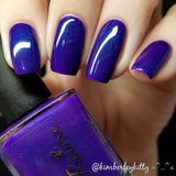 Grapeful For Unicorns - Purple UP Sister Sapphire Polish