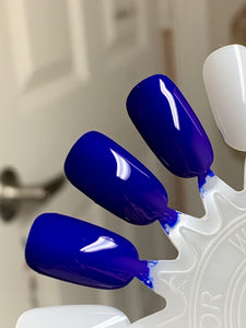 Royalty - Cobalt Blue Nail Polish