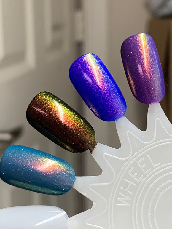 Tiara - Aurora Color Shifting Topper Nail Polish