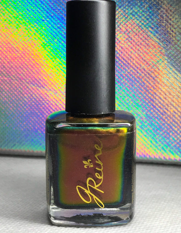 Adonis - Multichrome Shifting Topper Nail Polish