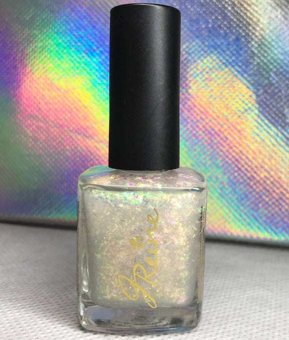 Carnival - Flakie Color Shifting Topper Nail Polish