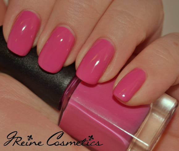 City Chic - Barbie Pink Creme Nail Polish