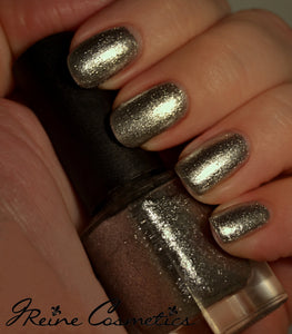 Chromatix - True Silver Chrome Metallic Nail Polish
