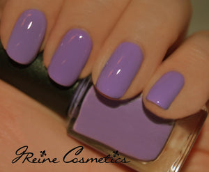 Iris Wish - Purple Creme Nail Polish
