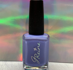 Wink - One Coat Periwinkle Cream Nail Polish